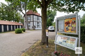 Das Heimatmuseum mit dem Lepramuseum in Kinderhaus. (Foto: Bührke)