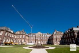"""Schloss Nordkirchen wird nicht ohne Grund """"Westfälisches Versailles"""" genannt. (Foto: Michael Bührke)"""