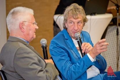 Der WDR-Moderator Matthias Bongard führte souverän durch den Festakt. (Foto: Michael Bührke)