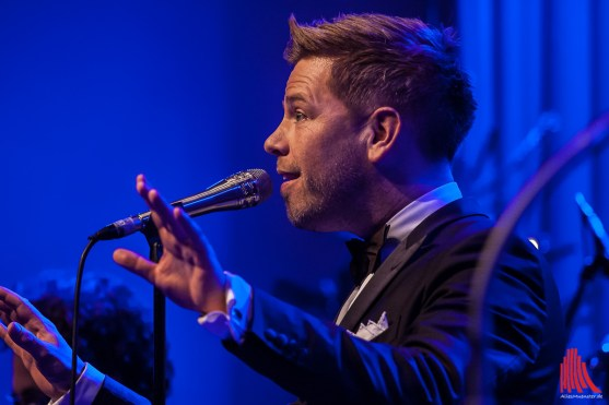 Entertainer und Sänger Tom Gaebel. (Foto: sg)