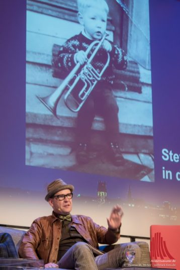 Gerd Gorke: Schon als Kind musikalisch begabt. (Foto: wf / Weber)