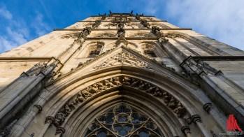 Der Turm der Überwasserkirche. (Foto: wf / Weber)