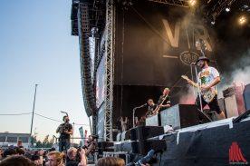 Beatsteaks (Foto: Thomas Hölscher)