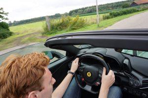 Robbert Ferrari 458