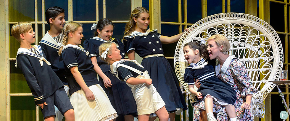 The Sound of Music in Carré