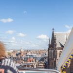 Haarlem vanuit het reuzenrad