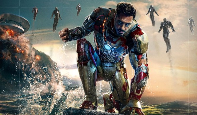 iron man 3 - TOP 10 MOST SUCCESSFUL CINEMA MOVIES BASED ON GLOBAL REVENUE