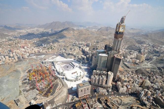 Abraj Al Bait 2 - TOP 10 HIGHEST BUILDINGS IN THE WORLD