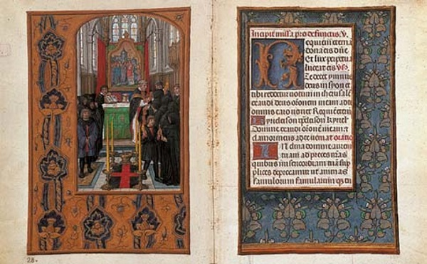 Rothschild Prayerbook - TOP 10 MOST EXPENSIVE BOOKS EVER SOLD AT AUCTION