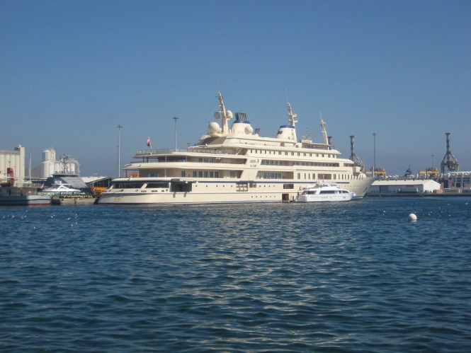 al said - TOP 10 MOST EXPENSIVE YACHTS IN THE WORLD