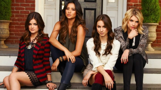 Pretty Little Liars - TOP 100 BEST AND MOST POPULAR SERIES ON NETFLIX