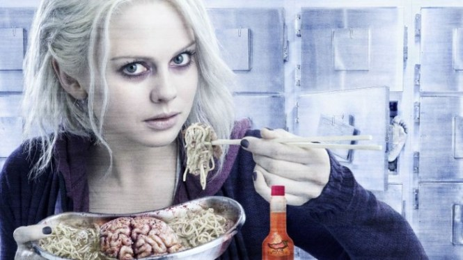 iZOMBiE - TOP 100 BEST AND MOST POPULAR SERIES ON NETFLIX