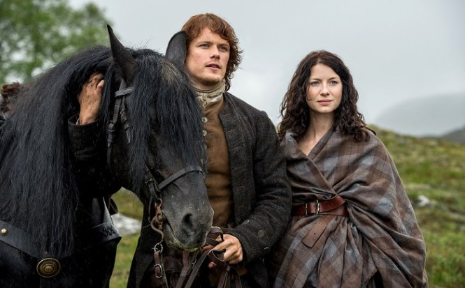 outlander - TOP 100 BEST AND MOST POPULAR SERIES ON NETFLIX