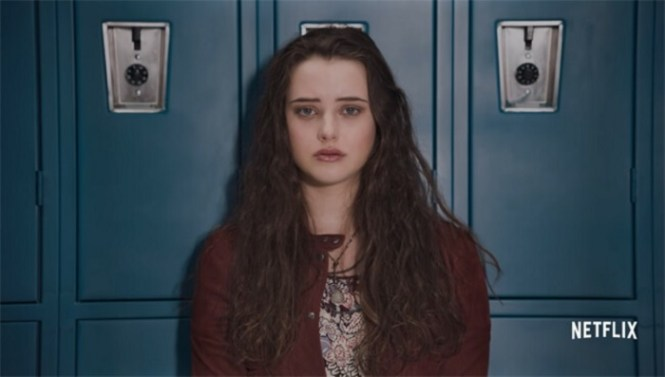 13 Reasons Why - TOP 100 BEST AND MOST POPULAR SERIES ON NETFLIX