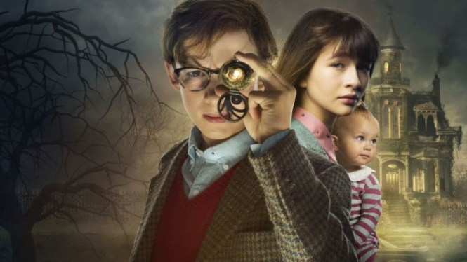 A Series of Unfortunate Events - TOP 100 BEST AND MOST POPULAR SERIES ON NETFLIX