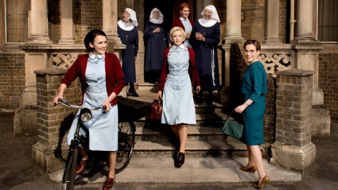 Call the Midwife - TOP 100 BEST AND MOST POPULAR SERIES ON NETFLIX