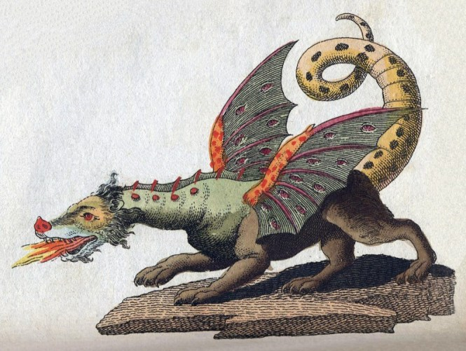Draak - TOP 10 MYTHICAL ANIMALS FROM HISTORY