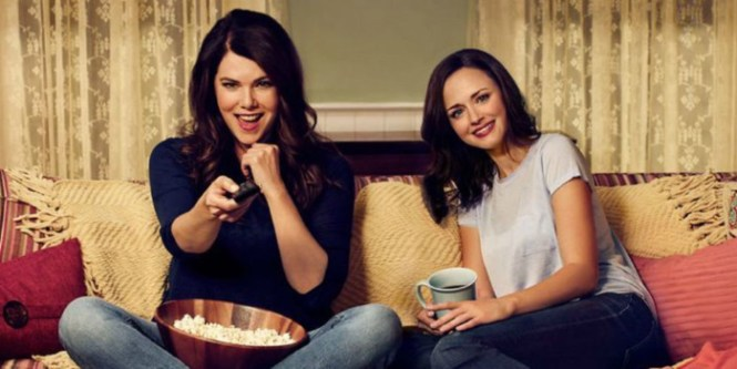 Gilmore Girls - TOP 100 BEST AND MOST POPULAR SERIES ON NETFLIX