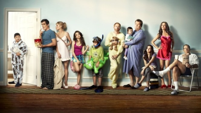 Modern Family - TOP 100 BEST AND MOST POPULAR SERIES ON NETFLIX