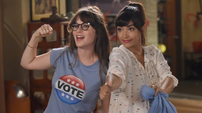 New Girl - TOP 100 BEST AND MOST POPULAR SERIES ON NETFLIX