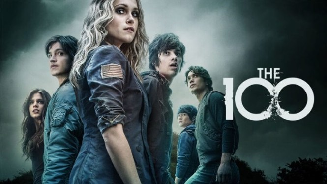The 100 - TOP 100 BEST AND MOST POPULAR SERIES ON NETFLIX