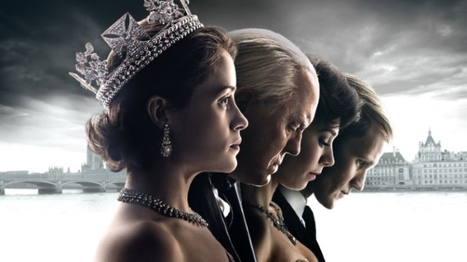 The Crown - TOP 100 BEST AND MOST POPULAR SERIES ON NETFLIX