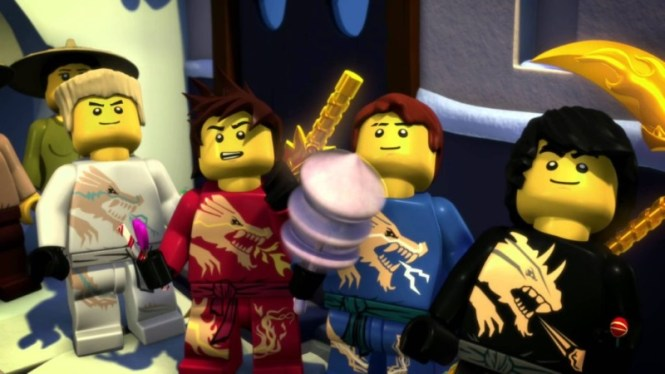The Lego Ninjago Movie - TOP 10 BEST CHILDREN'S CINEMA MOVIES 2017