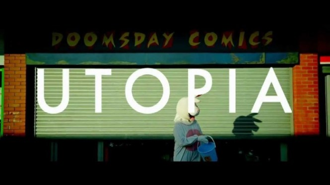 Utopia - TOP 100 BEST AND MOST POPULAR SERIES ON NETFLIX