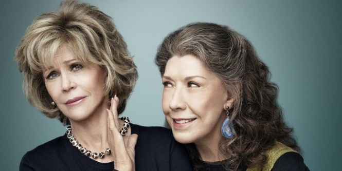 grace and frankie - TOP 100 BEST AND MOST POPULAR SERIES ON NETFLIX