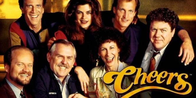 Cheers - TOP 10 BEST AMERICAN SITCOMS EVER