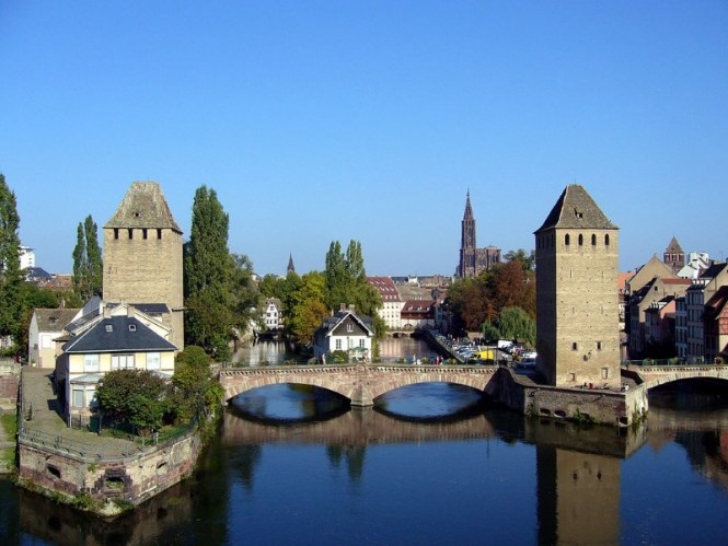 Straatsburg - TOP 10 LARGEST CITIES IN FRANCE MEASURED BY POPULATION