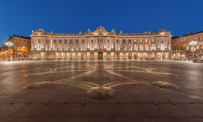 Toulouse - TOP 10 LARGEST CITIES IN FRANCE MEASURED BY POPULATION