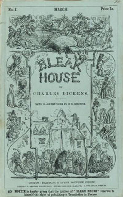 Bleak House - TOP 10 BEST WORKS BY CHARLES DICKENS
