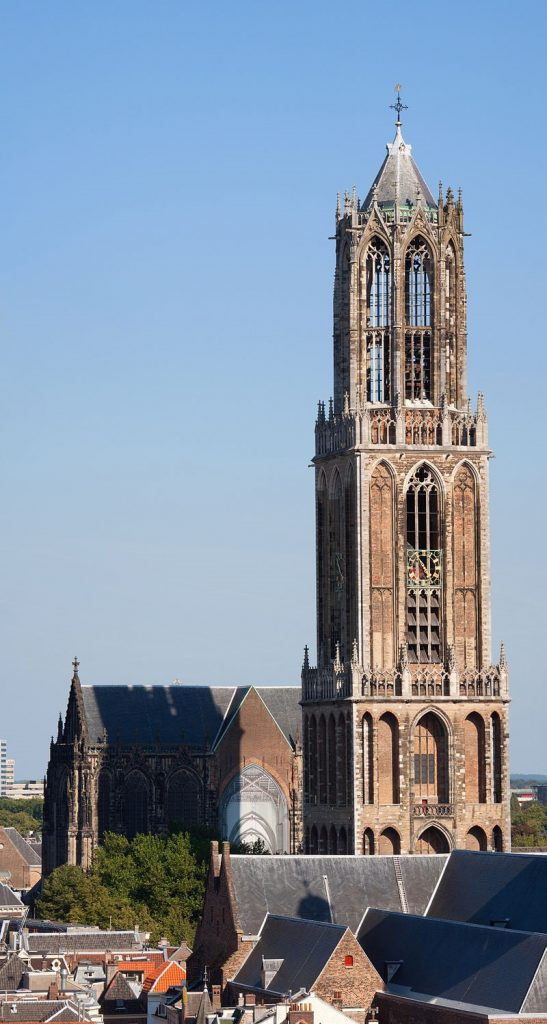 Dom 547x1024 - TOP 10 MOST FAMOUS DUTCH CHURCHES AND CATHEDRALS