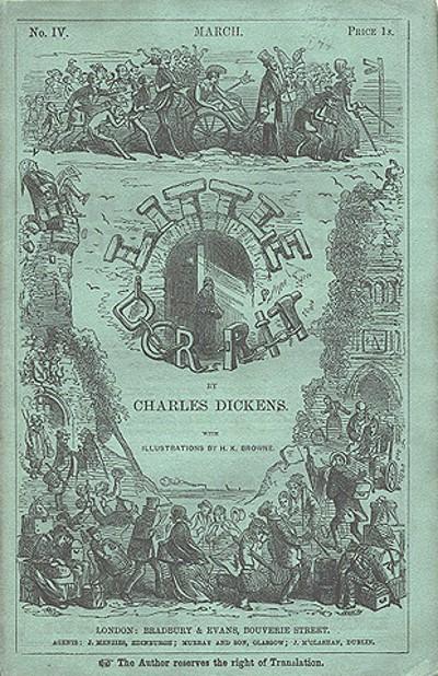 Little Dorrit - TOP 10 BEST WORKS BY CHARLES DICKENS