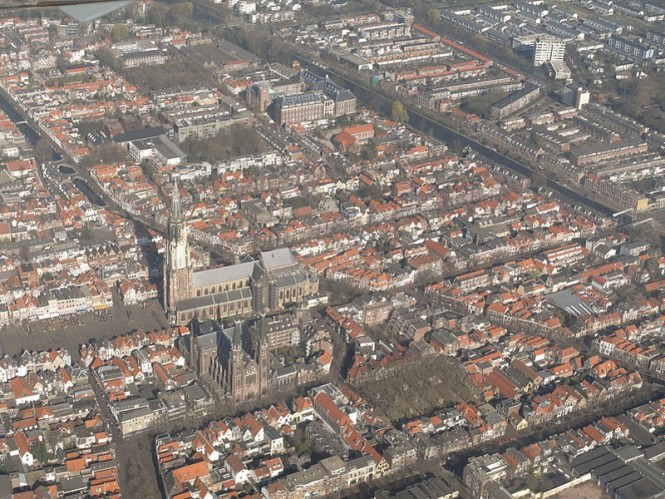 Nieuwe Kerk Delft - TOP 10 MOST FAMOUS DUTCH CHURCHES AND CATHEDRALS