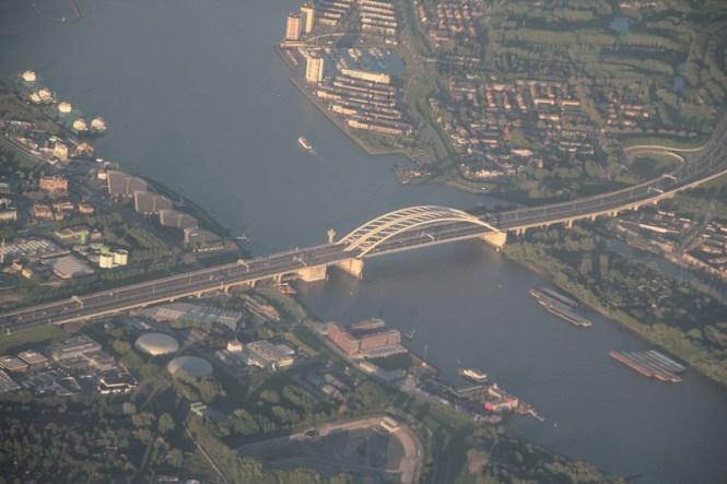Van Brienenoordbrug - TOP 10 MOST FAMOUS BRIDGES IN THE NETHERLANDS