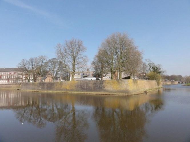 Bastion Oranje en Bastionder - TOP 10 BEST ATTRACTIONS OF DEN BOSCH IN THE NETHERLANDS