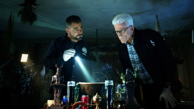 CSI - TOP 10 BEST POLICE AND CRIME SERIES EVER