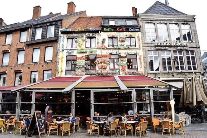 Hasselt - TOP 10 FUN CITY TRIPS TO BELGIUM
