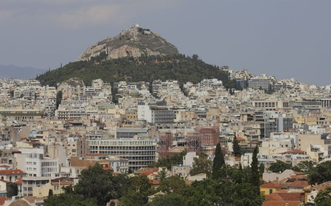 Lycabettus - TOP 10 BEST AND MOST FAMOUS ATTRACTIONS IN ATHENE GREECE