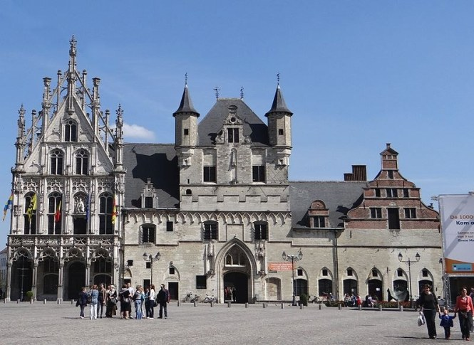 Mechelen - TOP 10 FUN CITY TRIPS TO BELGIUM
