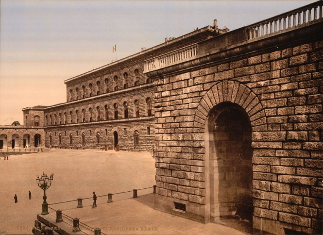 Palazzo Pitti - TOP 10 MOST FAMOUS ATTRACTIONS IN FLORENCE