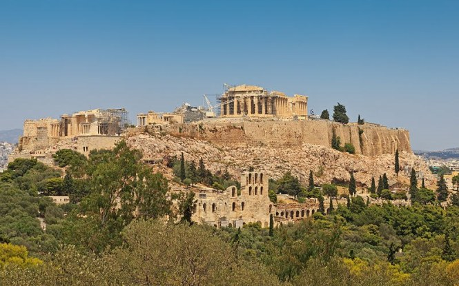 Parthenon 2 - TOP 10 BEST AND MOST FAMOUS ATTRACTIONS IN ATHENE GREECE