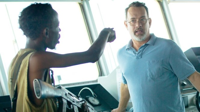 captain philips - TOP 10 BEST TOM HANKS MOVIES