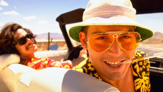 Fear and Loathing in Las Vegas - TOP 10 BEST JOHNNY DEPP MOVIES