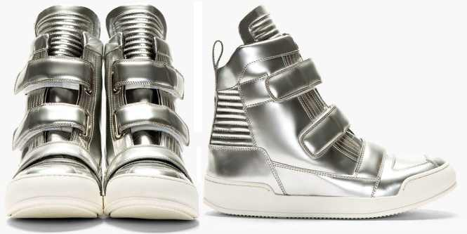 Balmain High Top Double Strap - TOP 10 MOST EXPENSIVE SNEAKERS IN THE WORLD THE MOST EXPENSIVE TRAINERS EVER SOLD