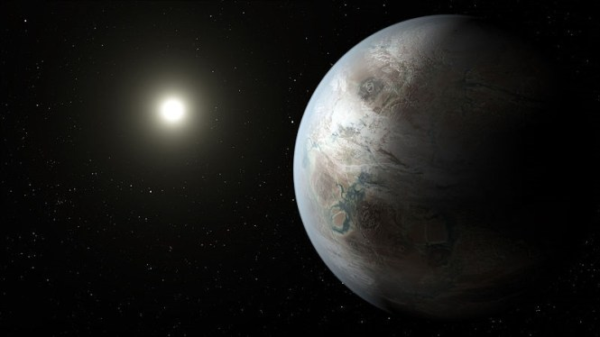 Kepler 452b - TOP 10 SPECIAL EXPOPLANETS