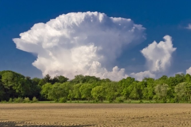 Cumulonimbus - TOP 10 MOST COMMON CLOUDS EXPLAINED