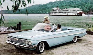 Chevrolet Impala - TOP 10 HISTORY'S BEST SELLING CARS OF ALL TIME